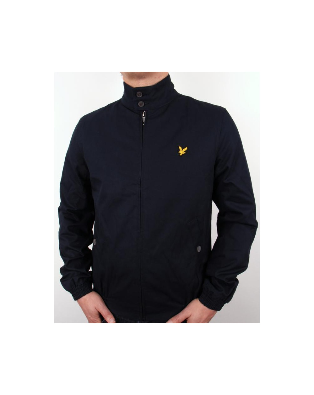 lyle and scott harrington jacket new navy coat mens. Black Bedroom Furniture Sets. Home Design Ideas
