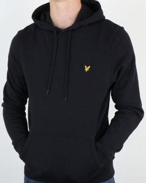 Lyle And Scott Hoodie Black
