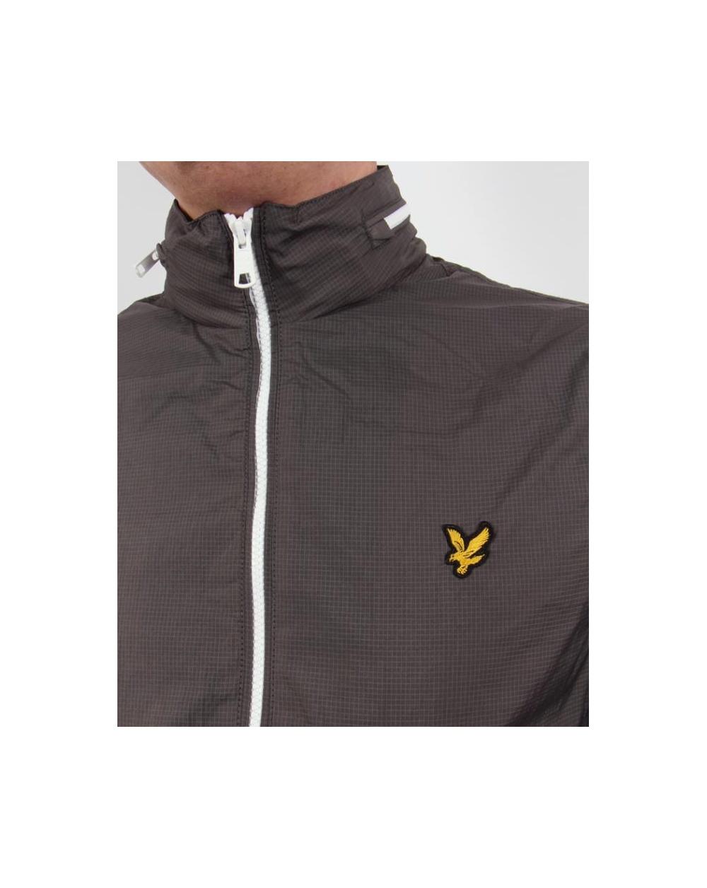 Nylon Jackets Nylon Hooded Jacket 56