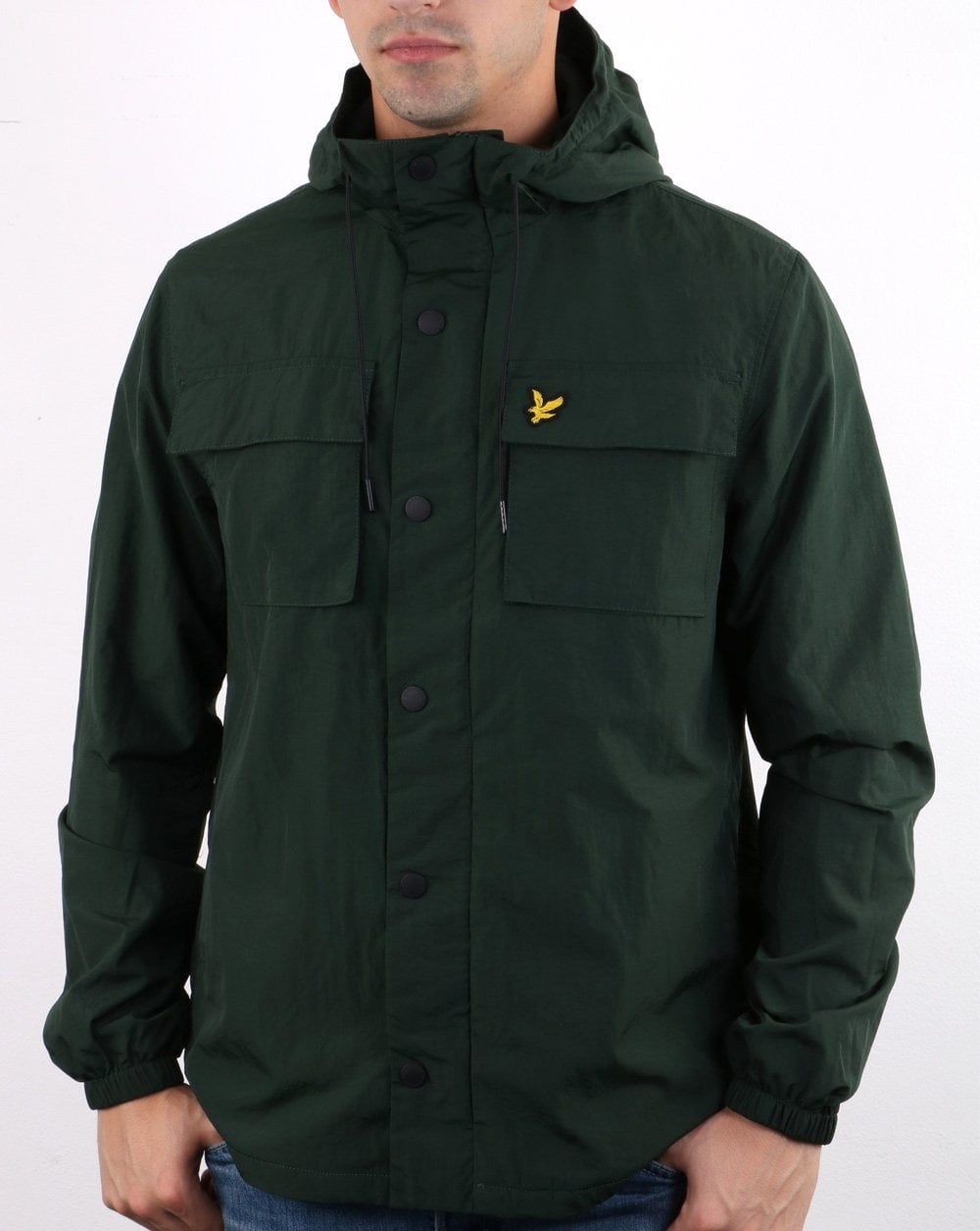 lyle and scott pocket jacket jade 80s casual classics. Black Bedroom Furniture Sets. Home Design Ideas