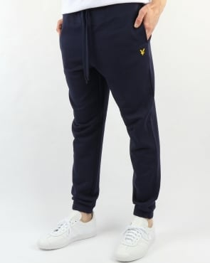 Lyle And Scott Slim Sweatpant Navy