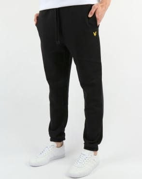 Lyle And Scott Slim Sweatpant True Black