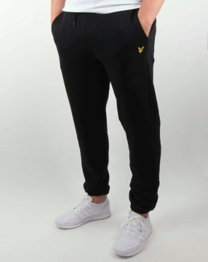 Lyle And Scott Sweat Pants Black