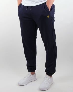 Lyle And Scott Sweat Pants Navy