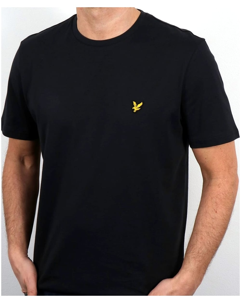 lyle and scott t shirt black lyle scott t shirt. Black Bedroom Furniture Sets. Home Design Ideas