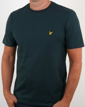Lyle And Scott T-shirt Forest Green