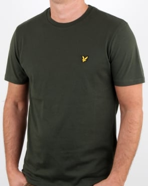 Lyle And Scott T-shirt Leaf Green