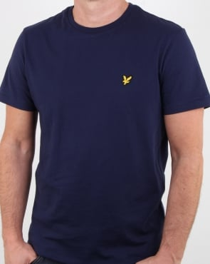 Lyle And Scott T-shirt Navy