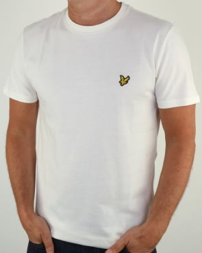 Lyle And Scott T-shirt Off White