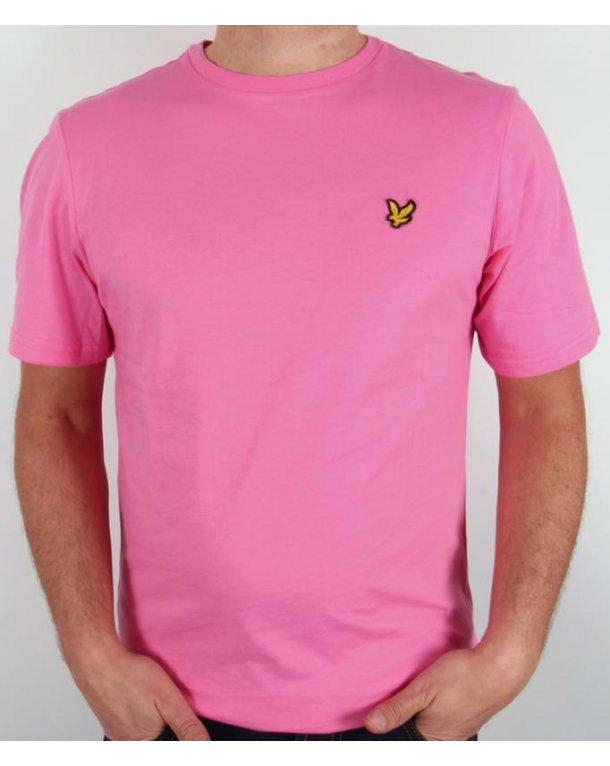Lyle and scott t shirt pink lyle scott t shirt for Lyle and scott shirt sale