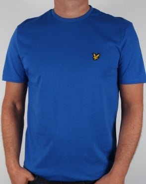 Lyle And Scott T-shirt Royal Lake Blue
