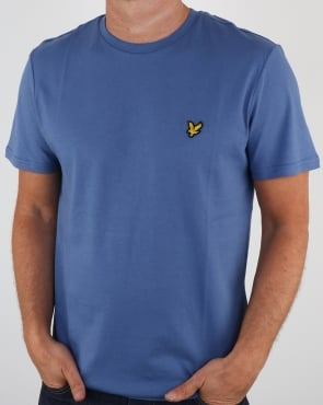 Lyle And Scott T-shirt Storm Blue