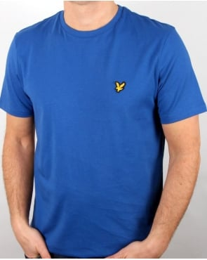 Lyle And Scott T-shirt True Blue