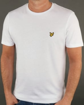 Lyle And Scott T-shirt White