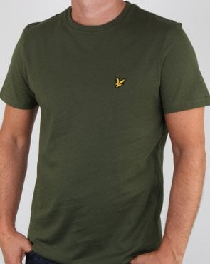 Lyle And Scott T-shirt Woodland Green
