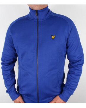 Lyle And Scott Track Jacket Duke Blue