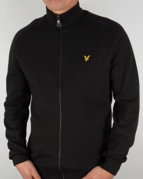 Lyle And Scott Track Top Black