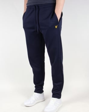 Lyle And Scott Tricot Jogger Navy