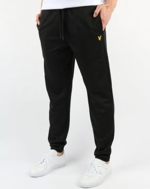 Lyle And Scott Tricot Jogger True Black