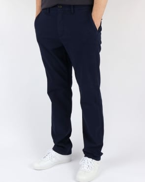 Lyle And Scott Trousers Navy