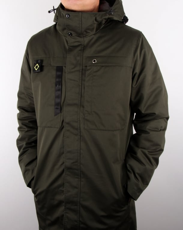 Ma.strum Armadillo Jacket Oil Slick
