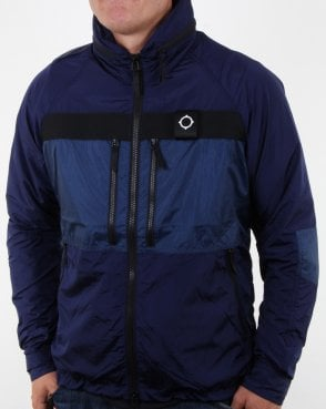 Ma.strum Corvus Windrunner Dark Indigo