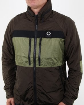 Ma.strum Corvus Windrunner Dark Khaki