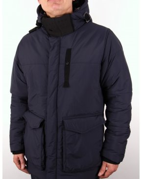 Ma.strum Harrier Field Jacket Dark Navy