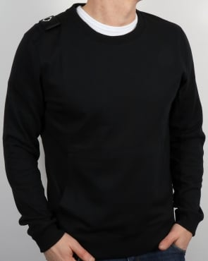 Ma.strum Hobart Sweatshirt Black