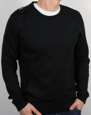 Ma.strum Hobart Sweatshirt Black