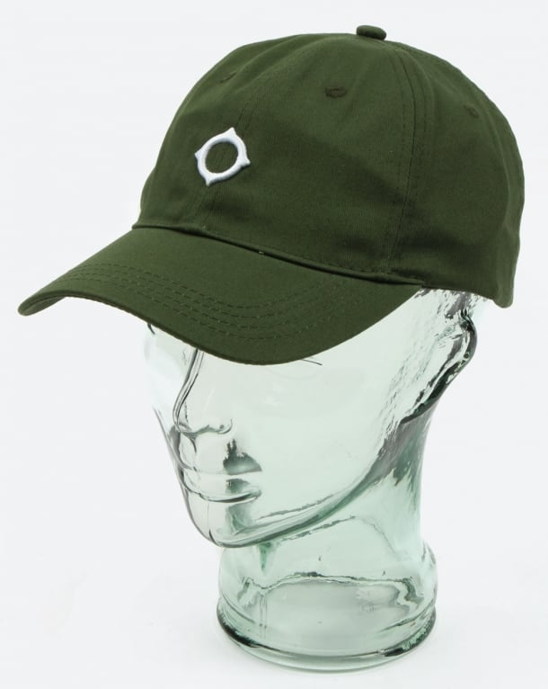 Ma.strum Icon Cap Dark Khaki