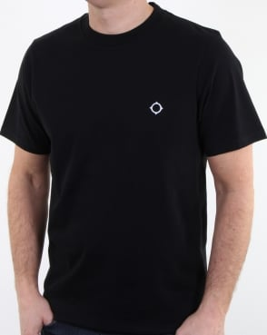 Ma.strum Icon T Shirt Jet Black