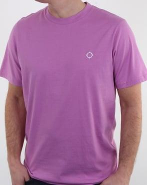 Ma.strum Icon T Shirt Mauve