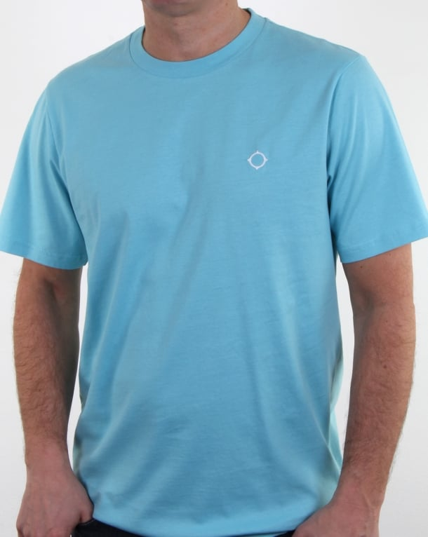Ma.strum Icon T Shirt Pale Turquoise