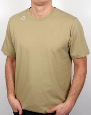 Ma.strum Iset T Shirt Desert Stone