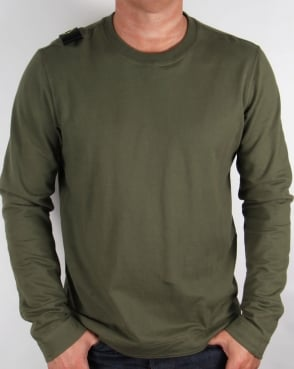 Ma.strum Jersey Sweatshirt Battledress