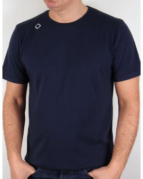 Ma.strum Kit Issue Short Sleeve Crew Neck T-shirt Navy Blue
