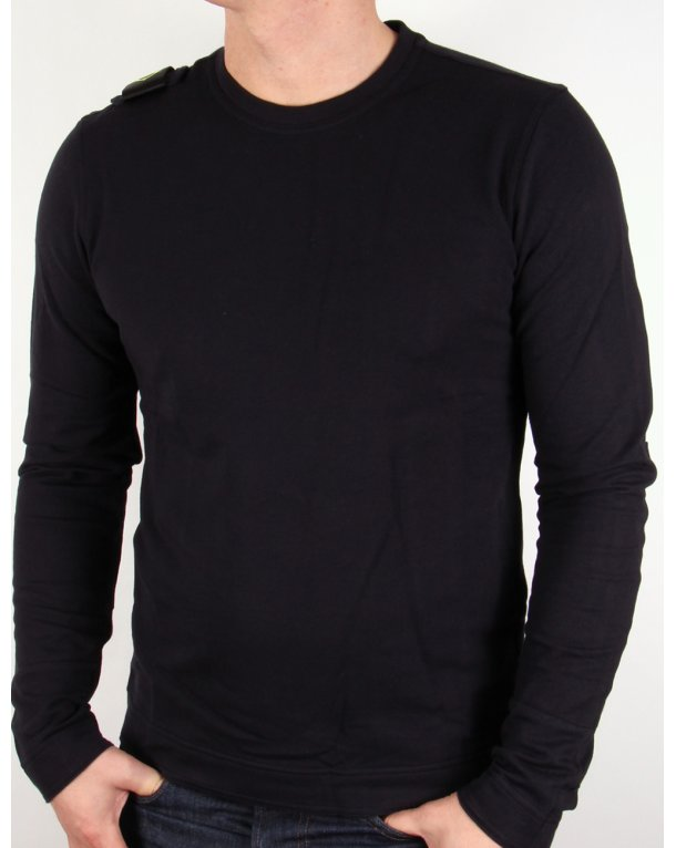 Ma.strum Lightweight Sweatshirt Dark Navy