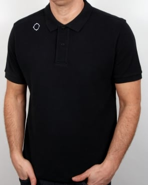 Ma.strum Polo Shirt Dark Navy
