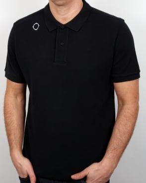Ma.strum Polo Shirt Dark Navy