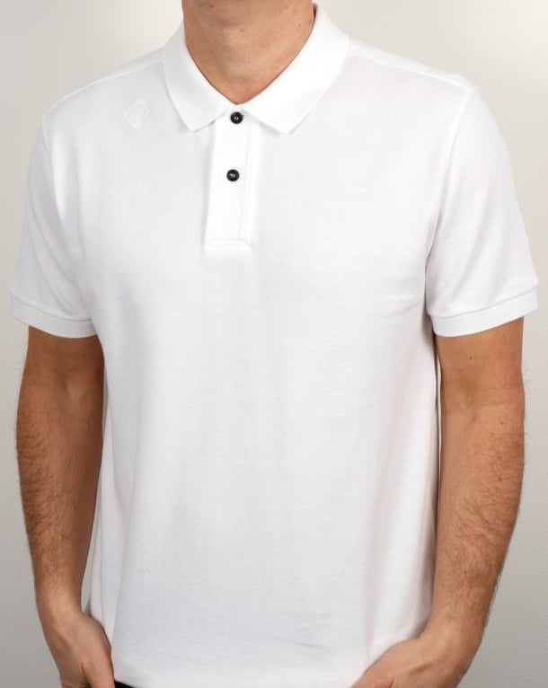 Ma.strum Polo Shirt White