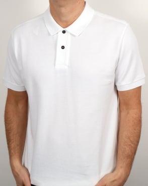 Ma.strum Polo Shirt White