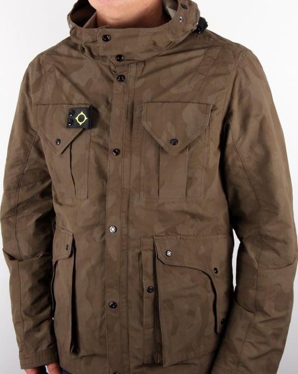 Ma.strum S4 Jacket Grizzly
