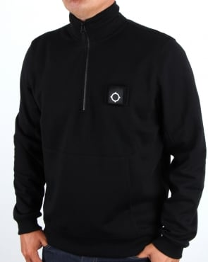 Ma.strum Scamp Funnel Neck Black