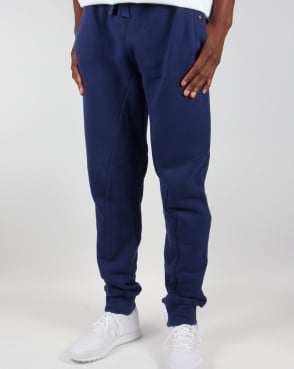 Ma.strum Slim Fit Herringbone Sweat Pants Patriot Blue