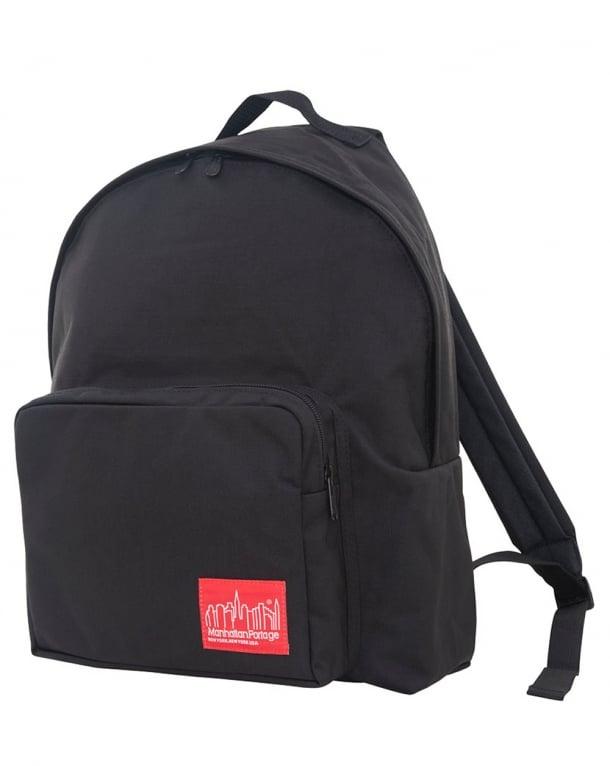 Manhattan Portage Big Apple Backpack Black