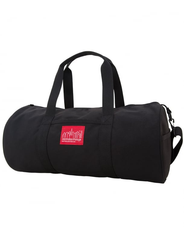 Manhattan Portage Chelsea Drum Bag Black