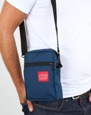 Manhattan Portage City Lights Mini Bag Blue