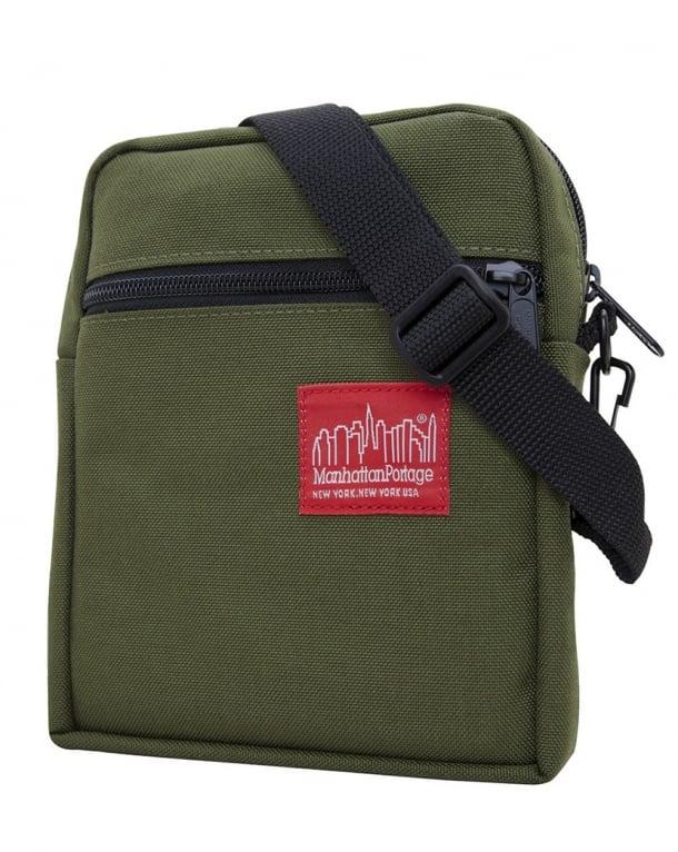 Manhattan Portage City Lights Mini Bag Green