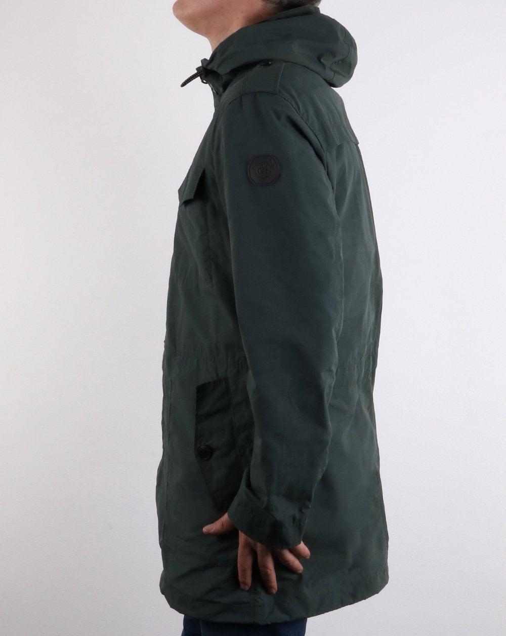 Marc O Polo Parka Jacket Deep Khaki